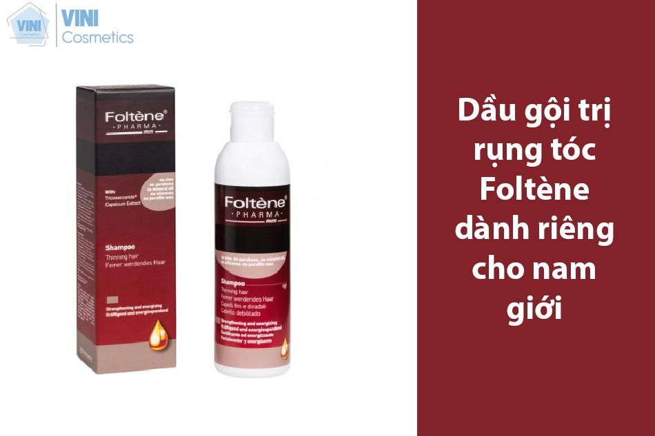 Dầu gội trị rụng tóc Foltène dành riêng cho nam giới