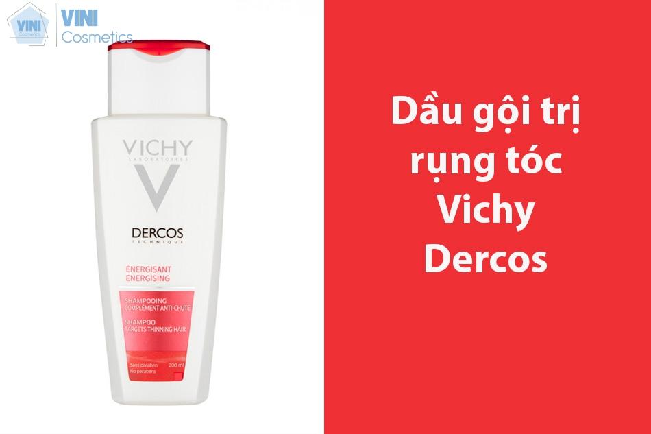Dầu gội trị rụng tóc Vichy Dercos