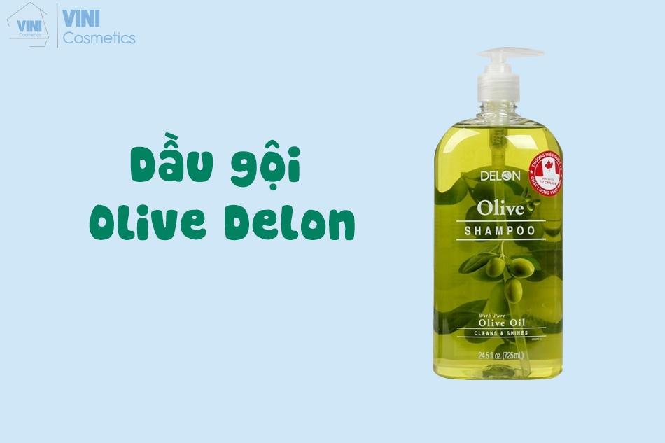 Dầu gội Olive Delon