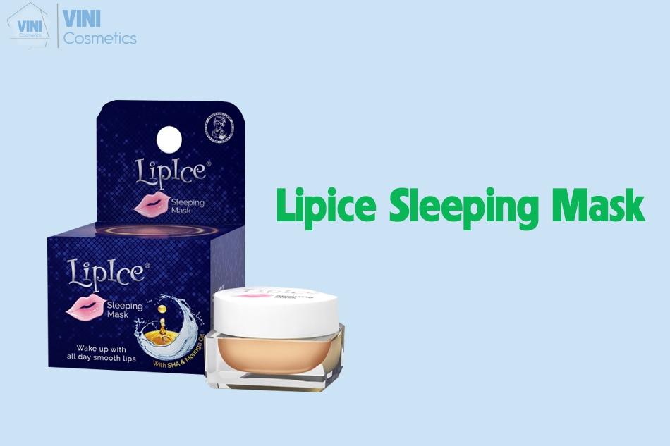 Lipice Sleeping Mask