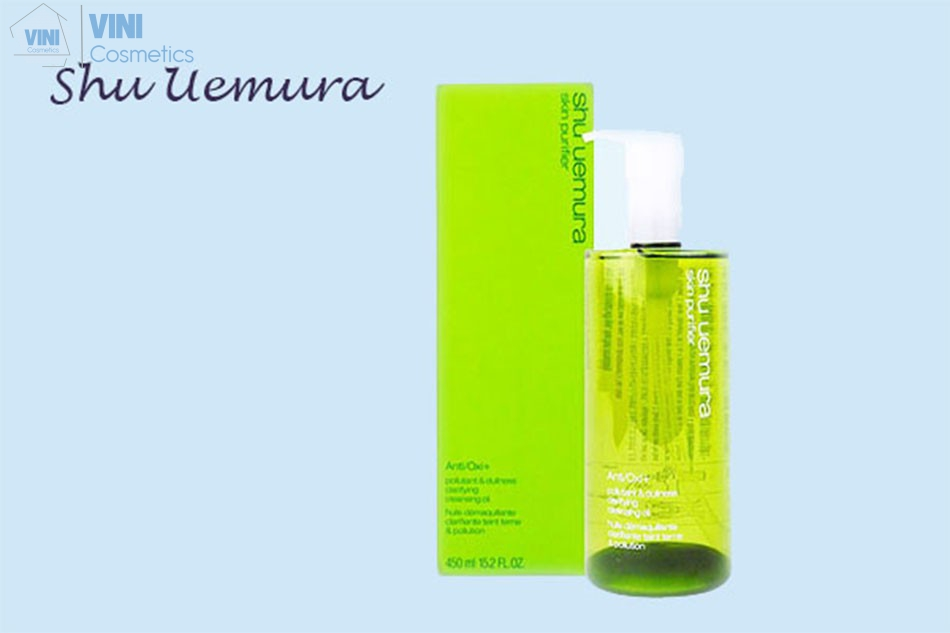 Shu Uemura Anti Oxi Skin Refining Anti-Dullness Cleansing Oil