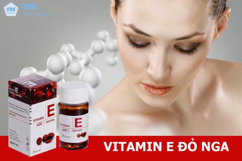 Vitamin E đỏ Zentiva