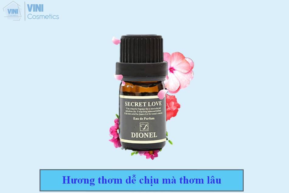 Review Nước hoa vùng kín Dionel