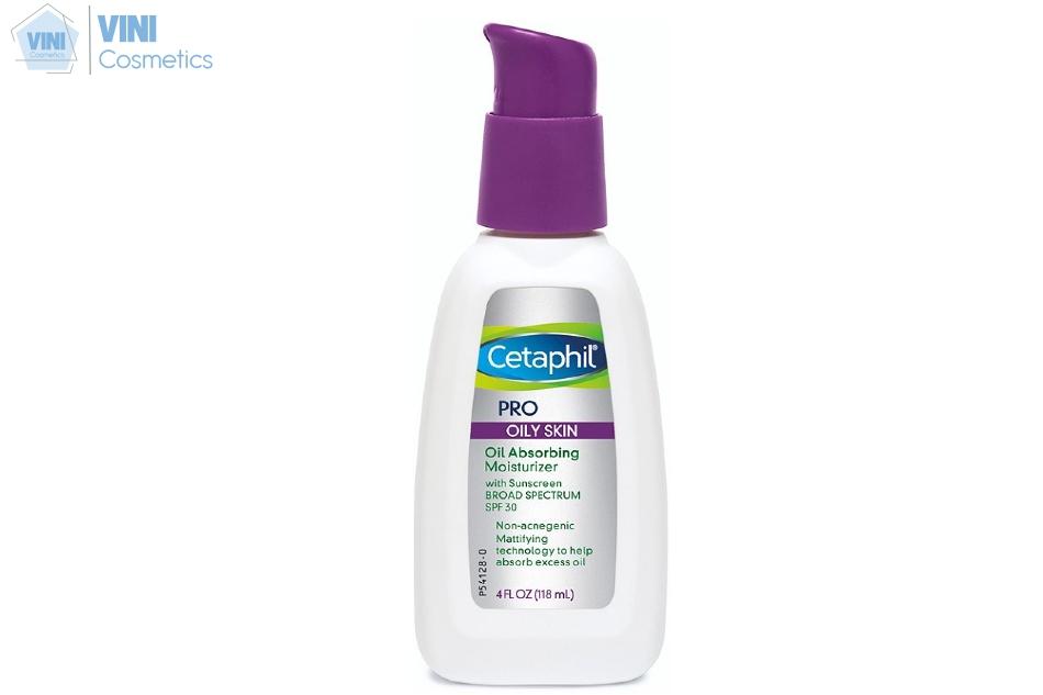 Sản phẩm kem chống nắng Cetaphil Dermacontrol Oil Control Moisturizer SPF 30 lấy hai tông màu tím - trắng trang nhã, đơn giản nhưng vẫn tạo được cảm giác thoải mái dễ chịu.